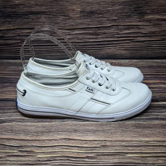 Keds Sz 6 Leather Ortholite Craze Casual Sneakers